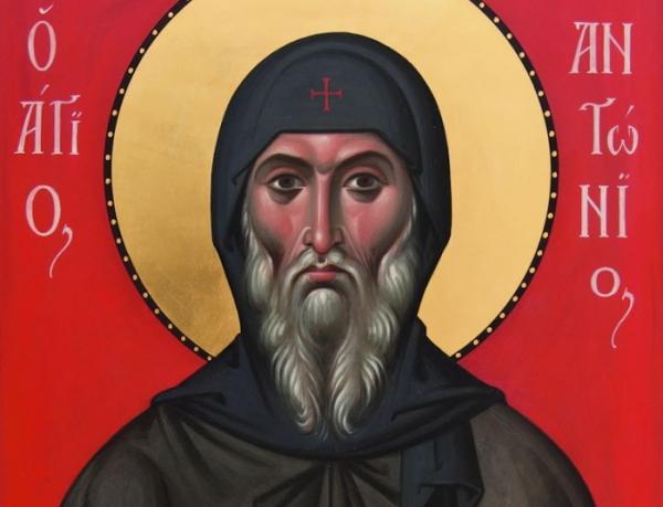 Извеков М. С. Преподобный Антоний Великий.